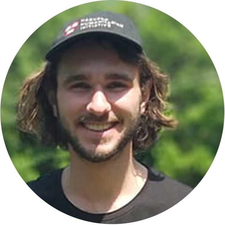 Headshot of Josh Glover